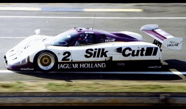 Jaguar XJR-12 - DutchDriverCollection.nl